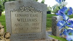 Lenard Earl Williams