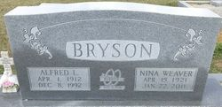 Alfred Luther Bryson