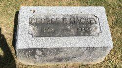 George E Mackey