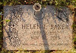 Helen Imogene <I>Schoen</I> Baker
