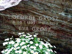 "Anna Luise ""Eva"" <I>Peter</I> Grosz"