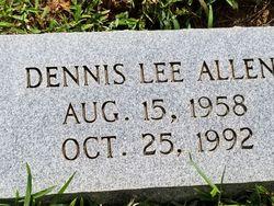 Dennis Lee Allen