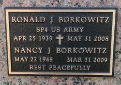 Nancy J. <I>Mills</I> Borkowitz