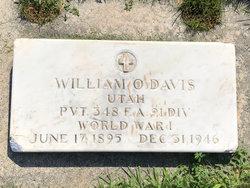 Pvt William Owen Davis