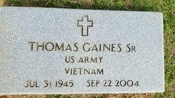 Thomas Gaines, Sr