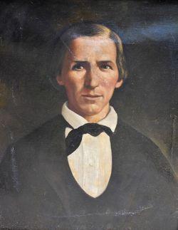 Rev Robert Sallee James