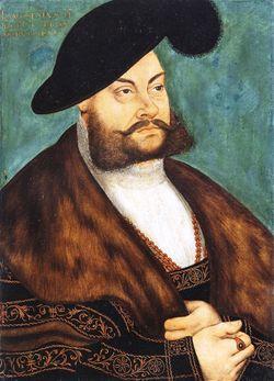 """Joachim II """"Hector"""" von Brandenburg"""