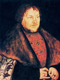 """Joachim I """"Nestor"""" von Brandenburg"""