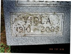 Viola <I>Hughes</I> Hearshman