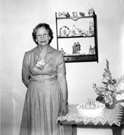 Ethel <I>Hickman</I> Waters