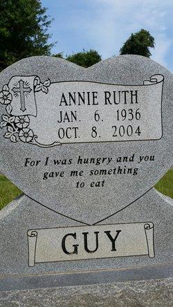 Annie Ruth Guy