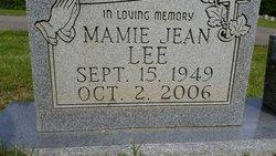 Mamie Jean Lee