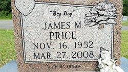 "James M ""Bay Boy"" Price"