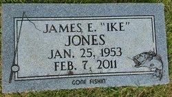 "James E ""Ike"" Jones"