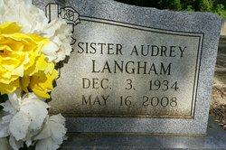 Audrey Langham