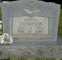 Bertha Thompson