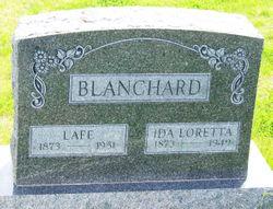 Ida Loretta <I>Gray</I> Blanchard