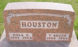 Dola Grace <I>McBeth</I> Houston