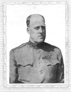 COL Arthur Leroy Bump, Sr