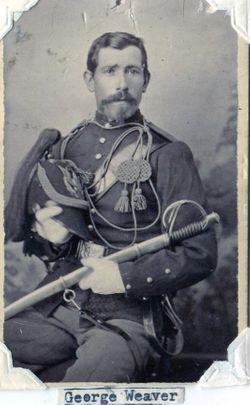 Pvt George Weaver