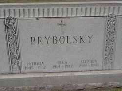 Olga <I>Onuschak</I> Prybolsky