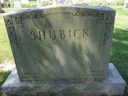 John F Shubick, Jr