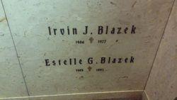 Estelle G. <I>Garneau</I> Blazek