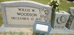 "Willis W ""Drope Pok"" Woodson"