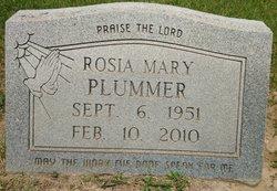 Rosia Mary Plummer