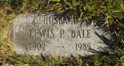 Lewis P. Bale