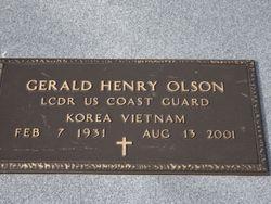 Gerald Henry Olson