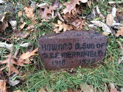 Howard B Merrifield