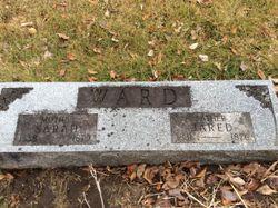 Sarah <I>Pickrel</I> Ward