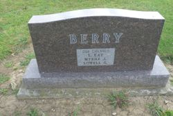 Mary <I>Gooch</I> Berry