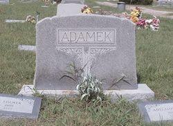 """August John """"A.J."""" Adamek"""