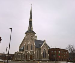 Westminster Presbyterian Church Columbarium