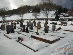 Evangelischer Friedhof Obertal