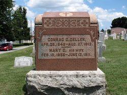 Mary C <I>Yeager</I> Deller