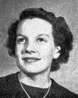 Katharine Ann <I>Keller</I> McGillicuddy