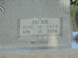 """Willie """"Jackie"""" <I>Wall</I> Liles"""