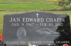 Jan Edward Chapin