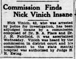 Nick Vinich