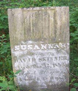 Susannah <I>Beck</I> Skinner
