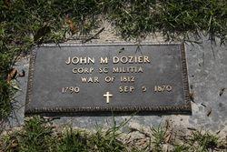 John M. Dozier