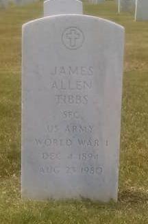James A. Tibbs