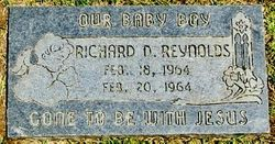 Richard D Reynolds