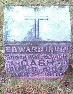 Edward Irvin Cash
