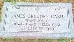James Gregory Cash