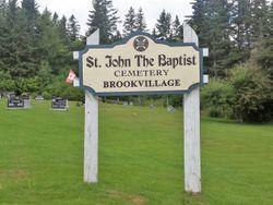 St John the Baptist Roman Catholic Church Cemetery