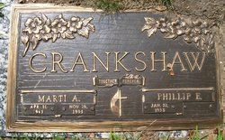Phillip Eugene Crankshaw